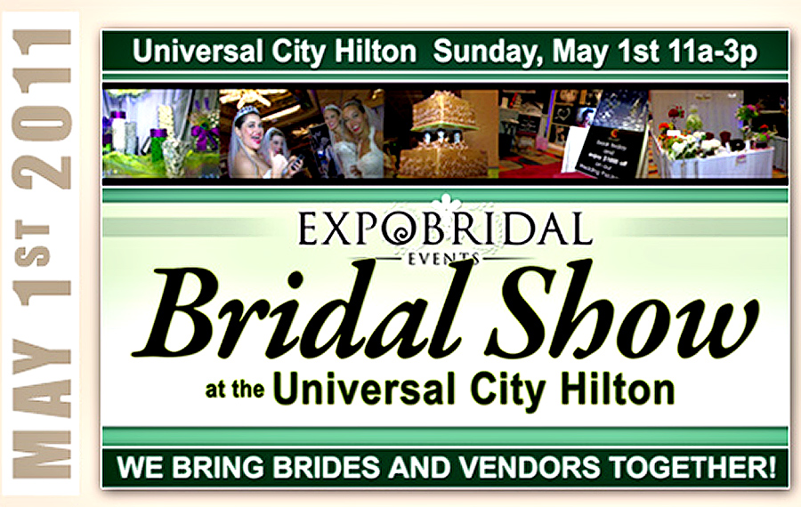 Expo Bridal Event Bridal Show Universal City Hilton - Apple and Cheese Wedding Photography