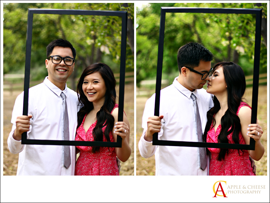 Mikee and Valerie Engagement Photography Session San Fernado Valley CA
