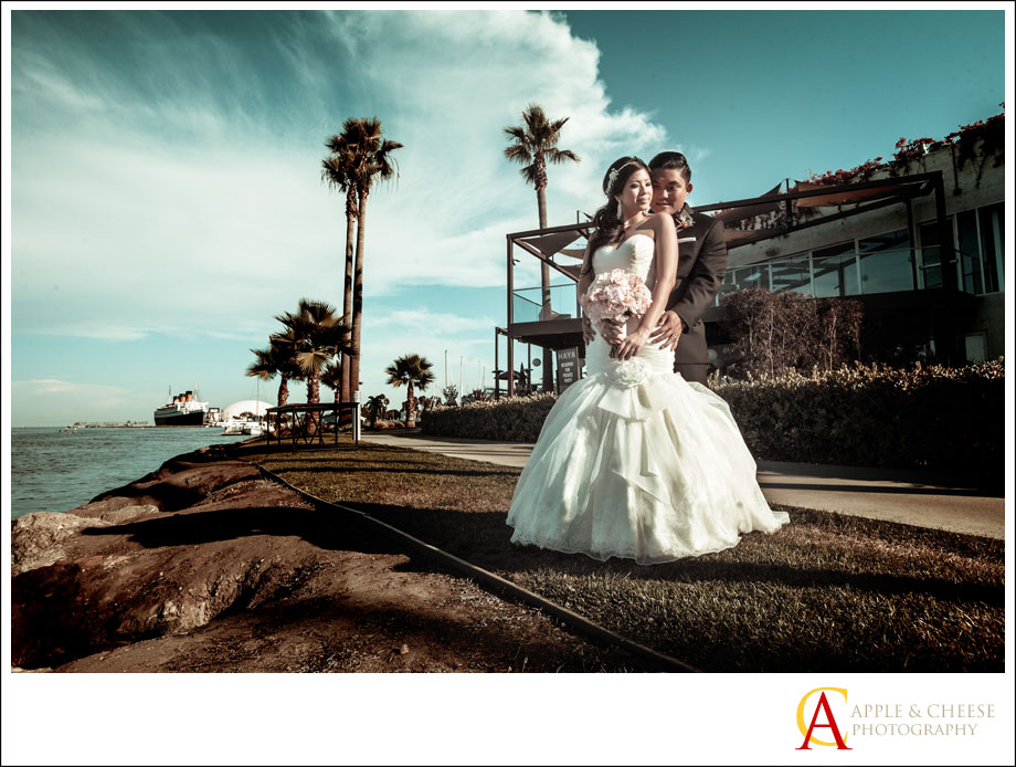 Hotel Maya Long Beach Wedding Photographer Grace Scott