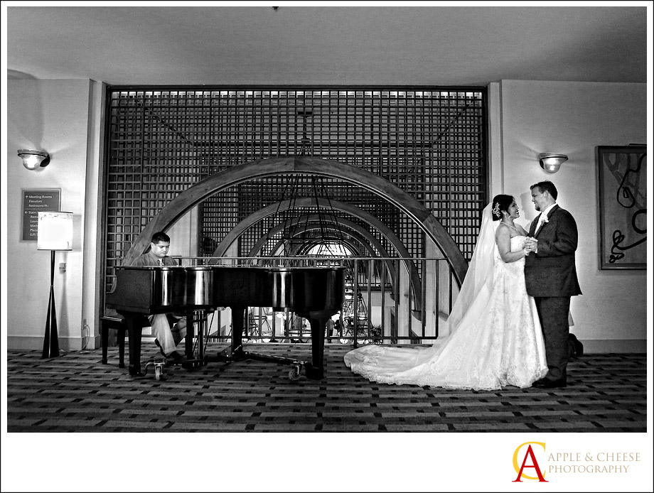 Pasadena Wedding Photos of Desiree Duane